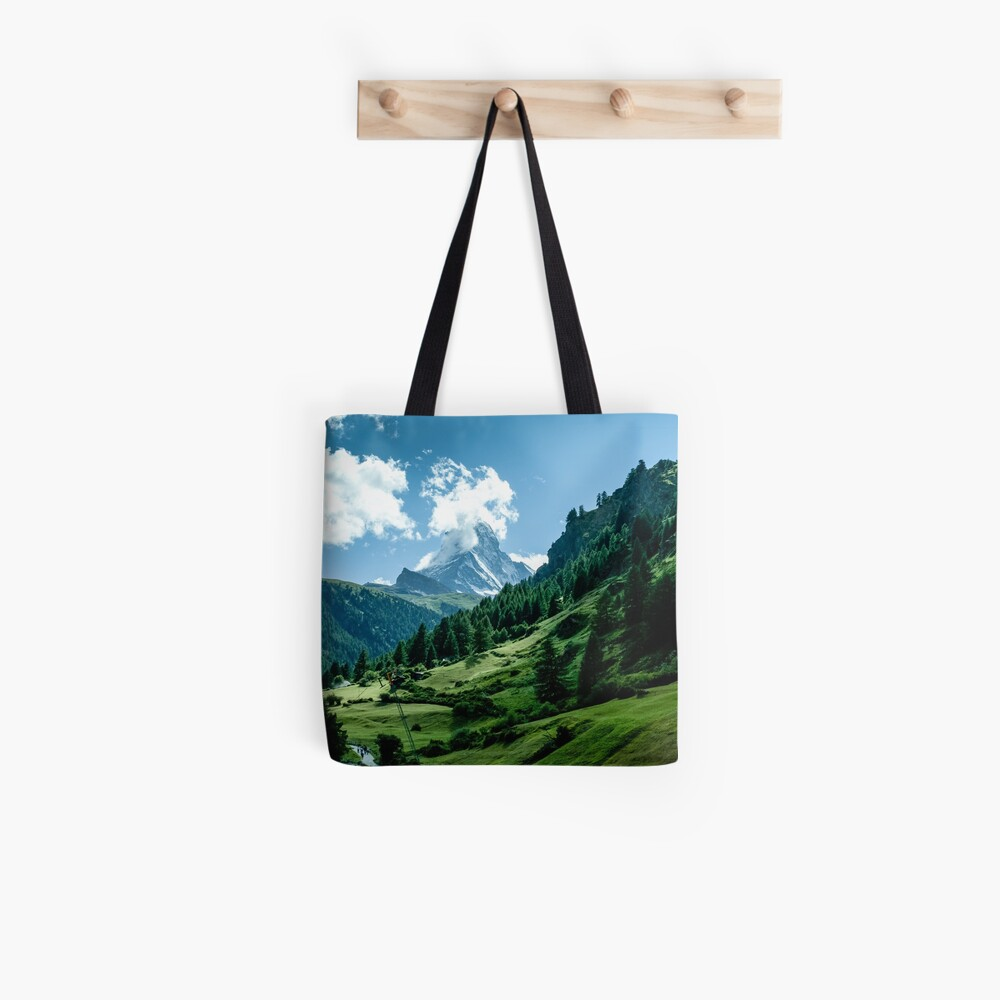 zermatt (002), (matterhorn) Tote Bag