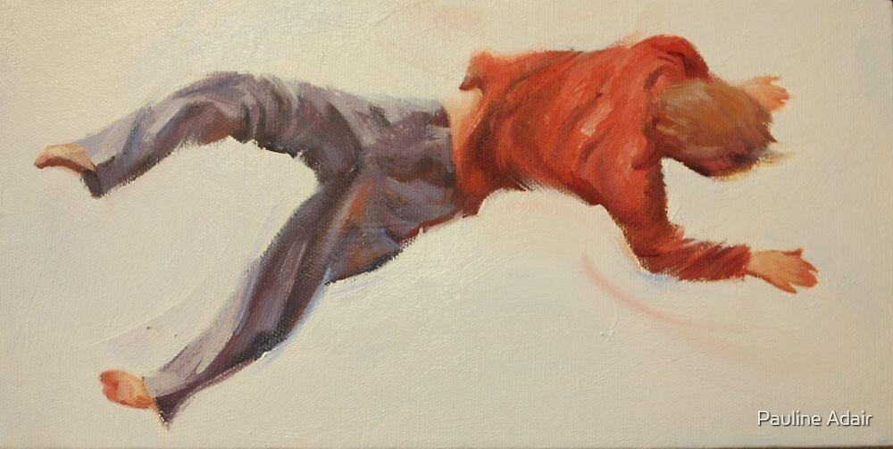 Trampoline Boy Part 2 by Pauline Adair
