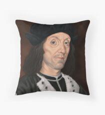 Henry VII Throw Pillow