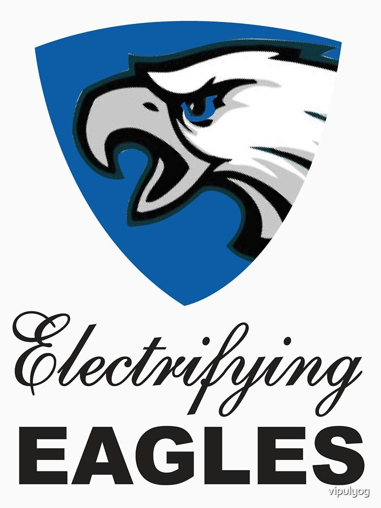 Electrifying Eagle by vipulyog