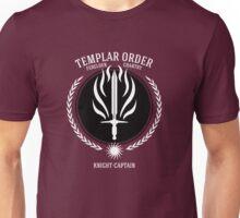 Dragon Age - Templar Order (Knight-Captain) Unisex T-Shirt