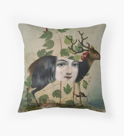 The Untold Story Throw Pillow
