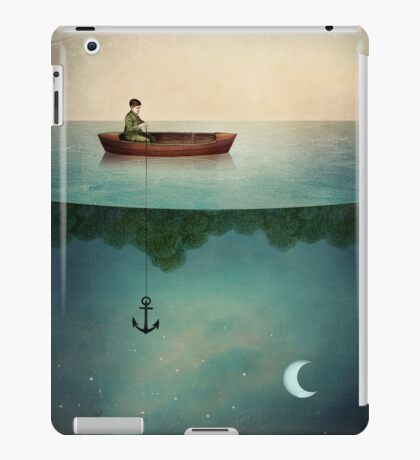 Entering Dreamland iPad Case/Skin