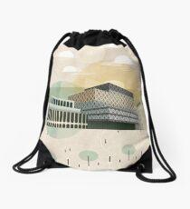 Centenary Square Drawstring Bag