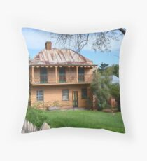 Country Homestead Throw Pillow