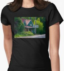 Sofala Cafe Women's Fitted T-Shirt