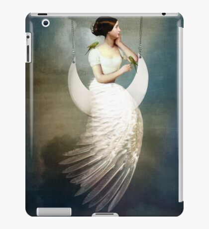To the Moon and back iPad Case/Skin