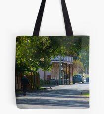Streets of Sofala Tote Bag