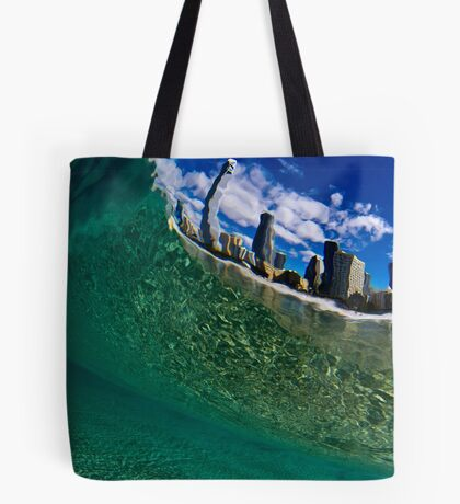 Swimmers Paradise Tote Bag
