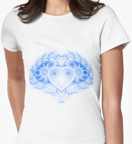 New Age Digital Alien Heart Series # 1 T-Shirt
