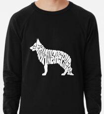 German Shepherd Lightweight Sweatshirt