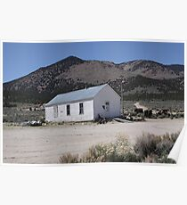 Museum - One Room Schoolhouse Poster