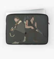 Daryl Dixon and Rick Grimes - The Walking Dead Laptop Sleeve