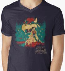 STAR POWER Men's V-Neck T-Shirt