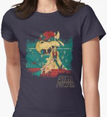 STAR POWER Womens Fitted T-Shirt