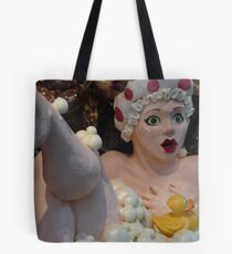 Like a Duck to Water Tote Bag