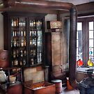 Pharmacist - Visiting the Apothecary  by Michael Savad