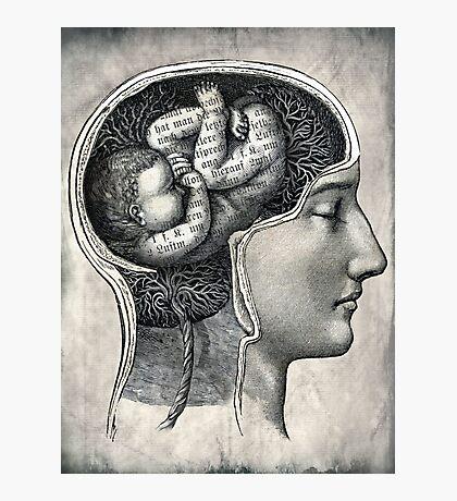 unborn ideas Photographic Print