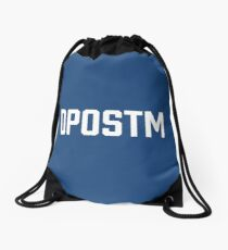 DPOSTM Logo Drawstring Bag