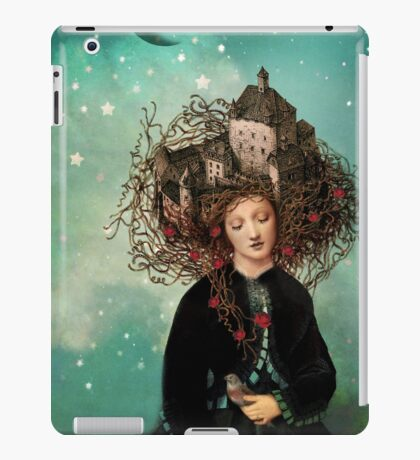 Sleeping beauty's dream iPad Case/Skin