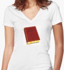 Jontron der Steinbrecher Shirt mit V-Ausschnitt