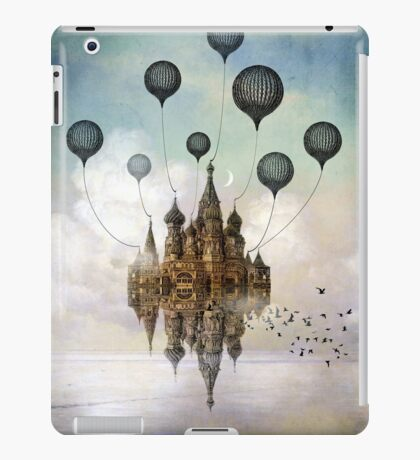 Journey to the East iPad Case/Skin
