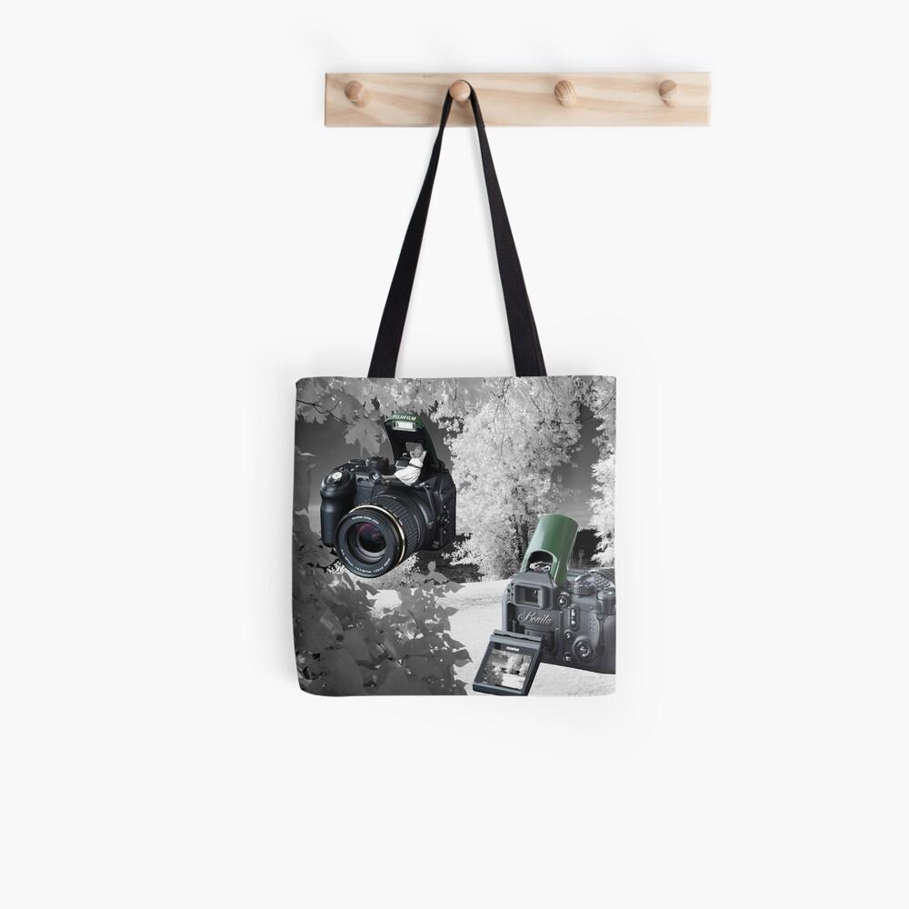 ☀ ツMY FUGIFILM Is-1 INFRARED CAMERA INSIDE,PICTURE TAKEN WITH THE INFRARED CAMERA ☀ ツ Tote Bag