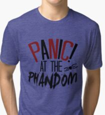 panic! at the phandom Tri-blend T-Shirt