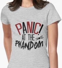 panic! at the phandom Women's Fitted T-Shirt