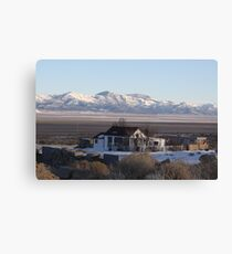Cherry Creek Views Canvas Print