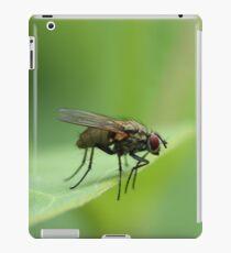 Fly on Leaf  iPad Case/Skin