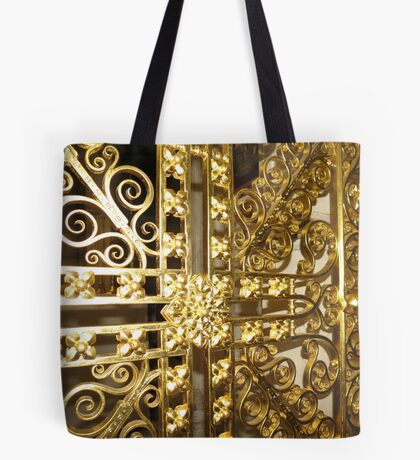 The Golden Gate, Exeter Cathedral Tote Bag