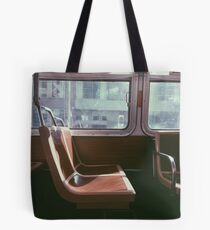 San Francisco Seat Tote Bag