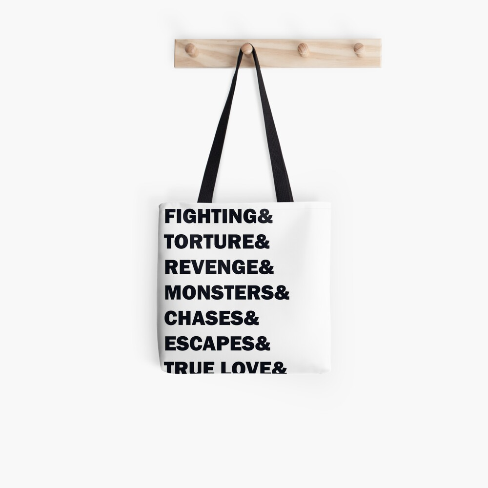 Is This A Kissing Book? Tote Bag