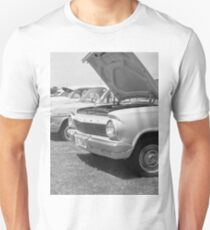 Classic Holdens in a Row Unisex T-Shirt