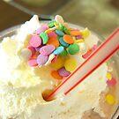 Cupcake mocha drink by crazybeakz
