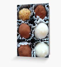 Mochi Ice Cream 6 Greeting Card