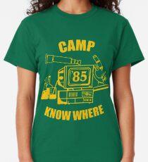Fremde Dinge: CAMP wissen, wo offiziell Classic T-Shirt