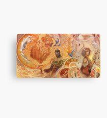 NSP-The last unicorn Canvas Print