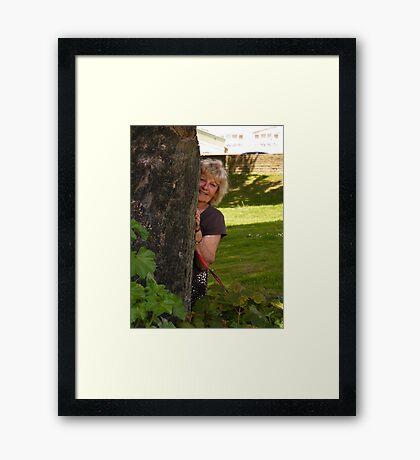 Allwyn 2 Framed Print