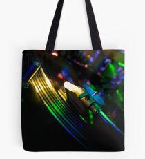 DJ's Decks Tote Bag