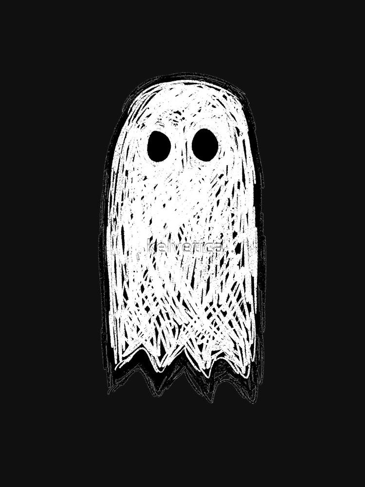 Cute Little Ghost by kelvetica