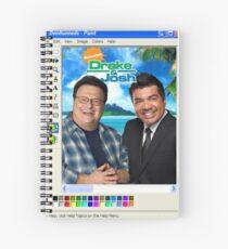 Cuaderno de espiral temporada 2