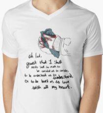 Gene Roe Shirt Men's V-Neck T-Shirt