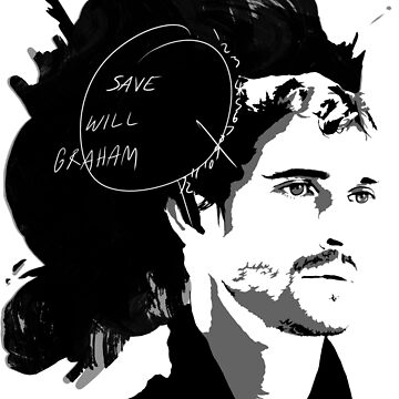 Save Will Graham by bambiin