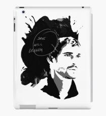 Save Will Graham iPad Case/Skin
