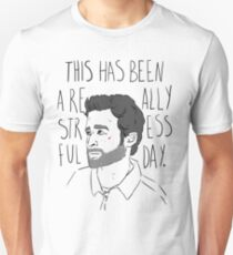 Stressful Day Unisex T-Shirt