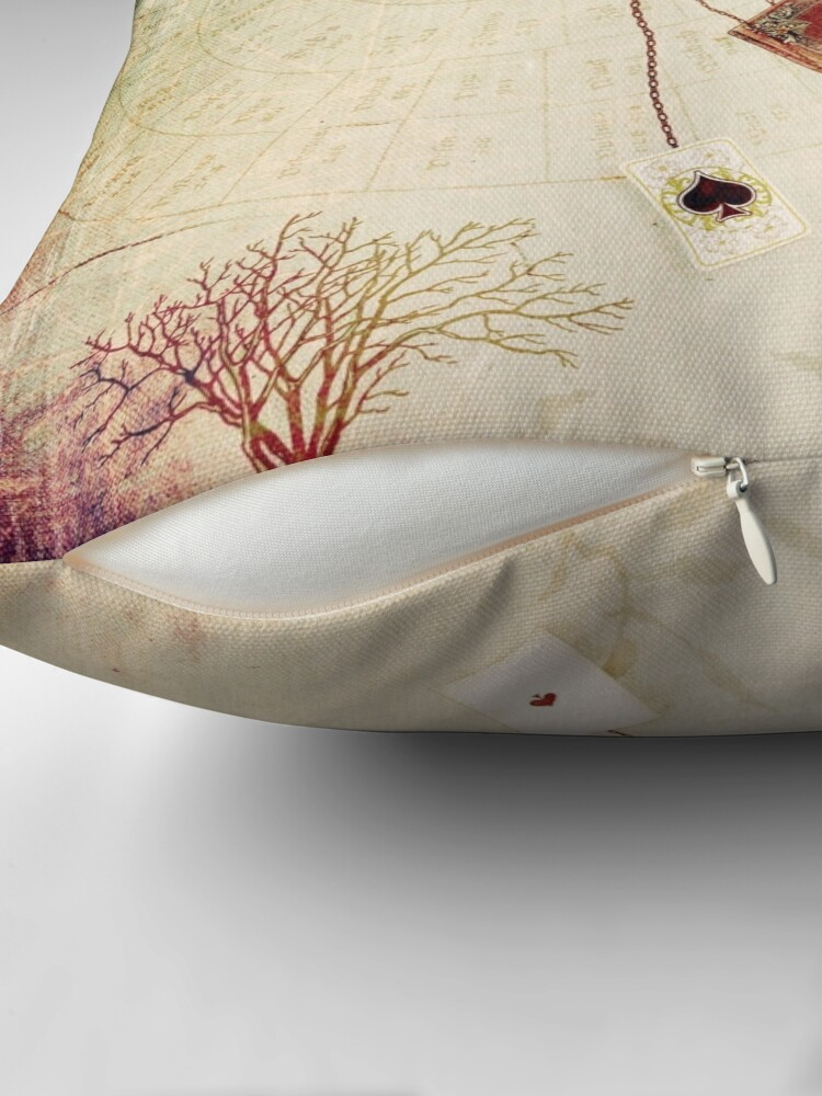 Alternate view of The Price of Freedom Throw Pillow