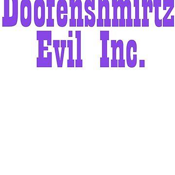 Doofenshmirtz Evil Inc. by mollypopart