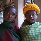 Young Religious Scholars, Kuskuam Maryam, Ethiopia by John Douglas
